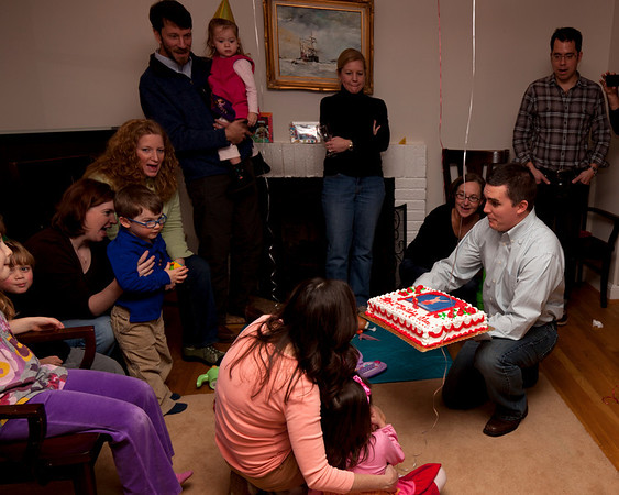 Alice's Second Birthday Party