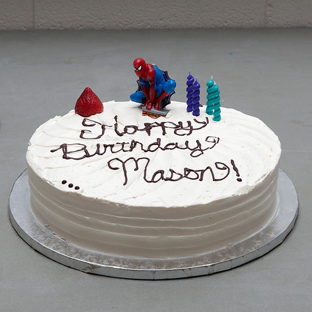 Mason B's 4th Birthday
