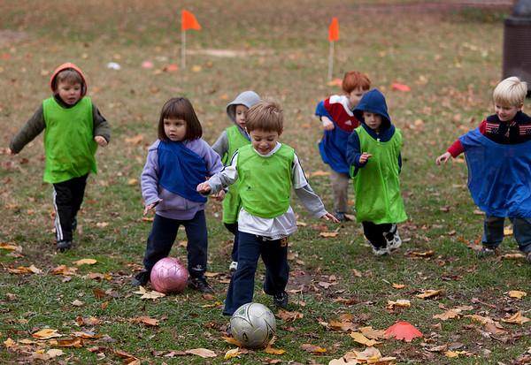 Last Soccer Saturday